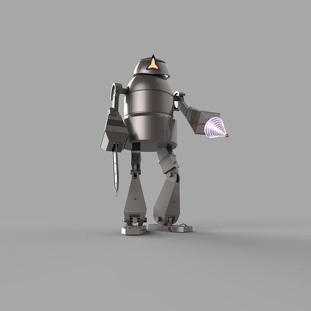 robot budoucnosti