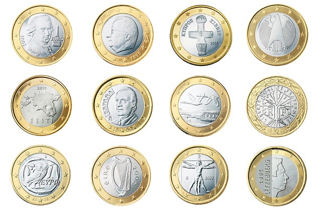 dvanáct mincí